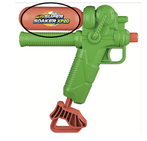 Hasbro SuperSoaker Recalled toys
