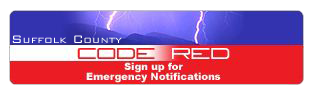 Click here to learn more about Emergency Notifications from the Suffolk Code Red system