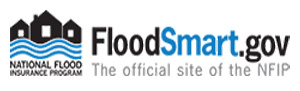 Graphic for FloodSmart.gov - Go to FloodSmart.gov