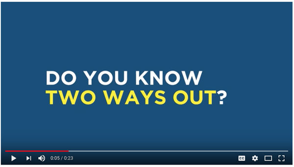 Click here to learn more about the Two Ways Out Video