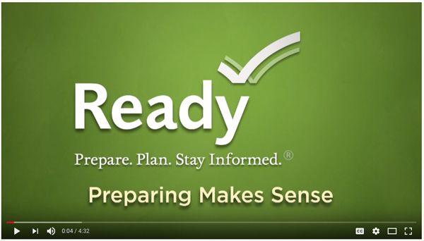 Click here to learn more about the Preparing Makes Sense Video
