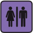 Restrooms icon