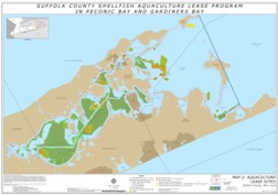 Map of Shellfish Cultivation Zone