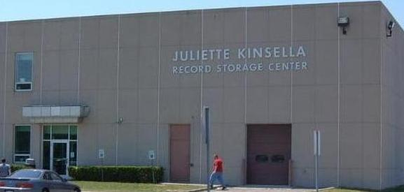 Record Storage Facility