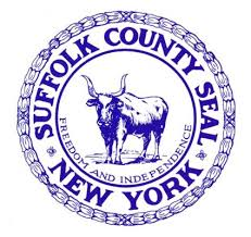 County Seal Blue