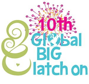 logo - words spelling out 2019 global big latch on
